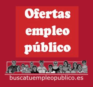 Buscador de convocatorias de empleo público