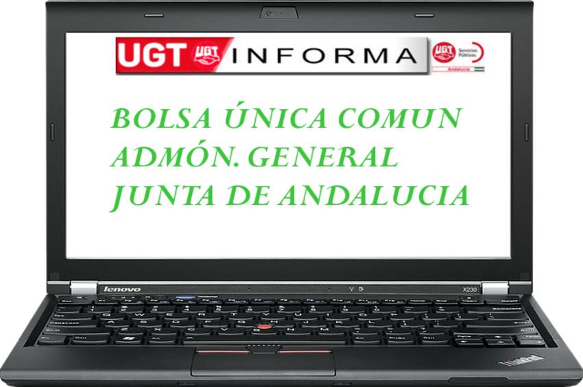 Bolsa Única Común listados provisionales con puntuación de las categorías de  Auxiliar Técnico en Centros, Monitor/a de Deportes