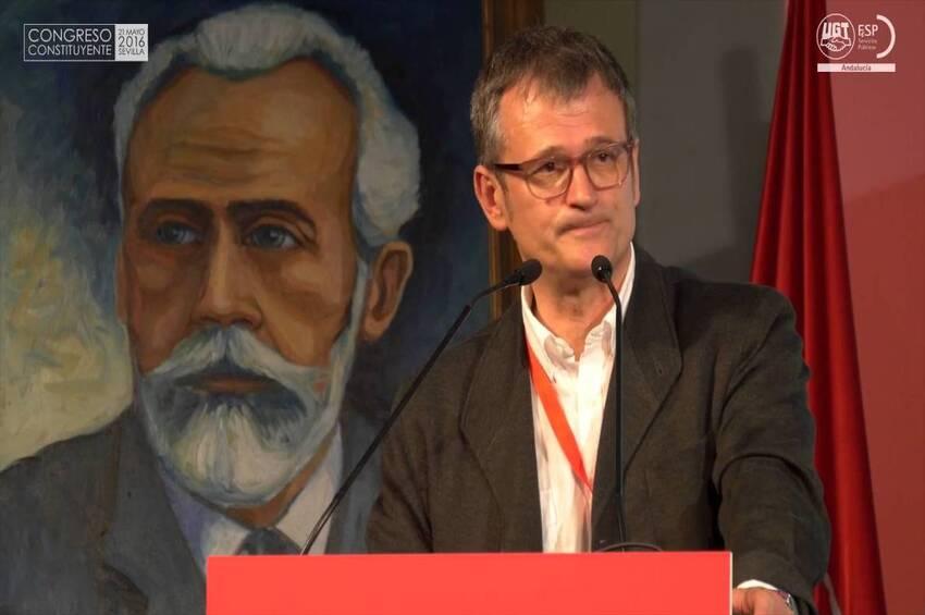 Making Of Congreso Constituyente FeSP UGT Andalucía