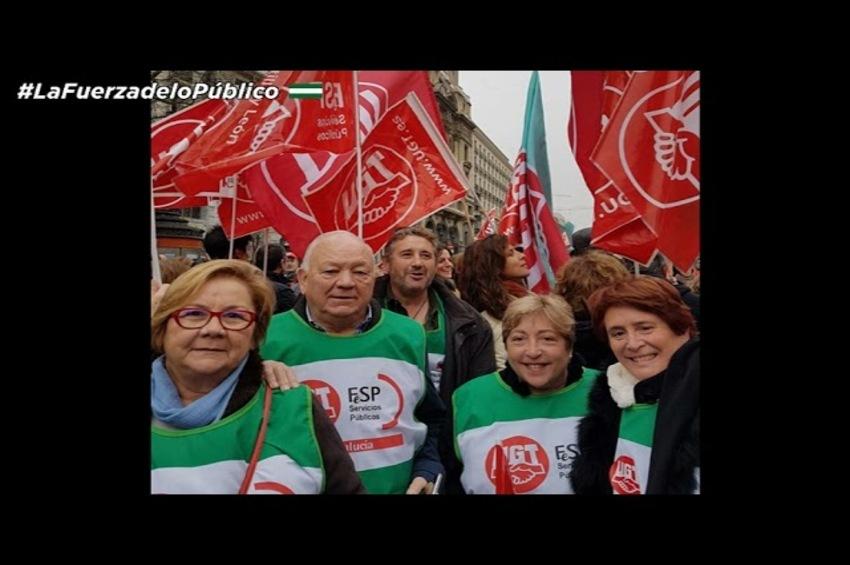 1º Congreso Regional Ordinario FeSP UGT Andalucía